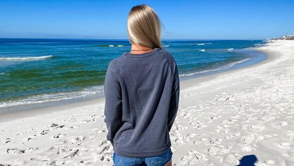 137636 spring break on 30a colorful crew sweatshirt women gray slider6 original