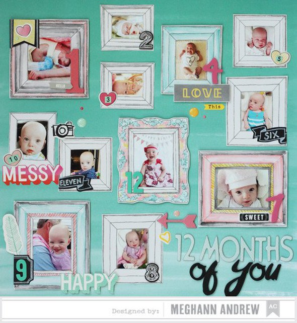 12 months blog