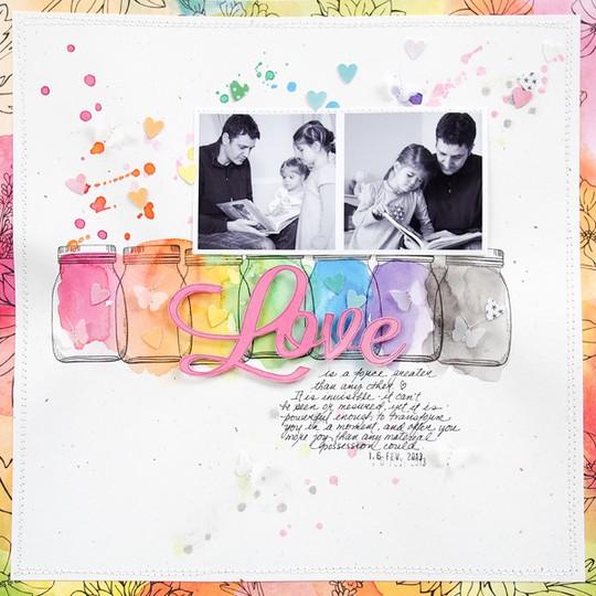 Rainbow mpcapistran love