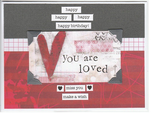 You are loved melanie bday 2018 original