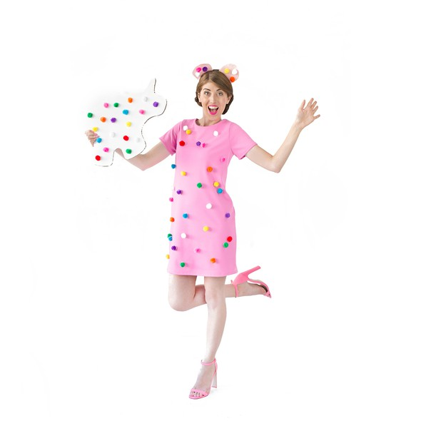 Pink dress product listing costume photonew original