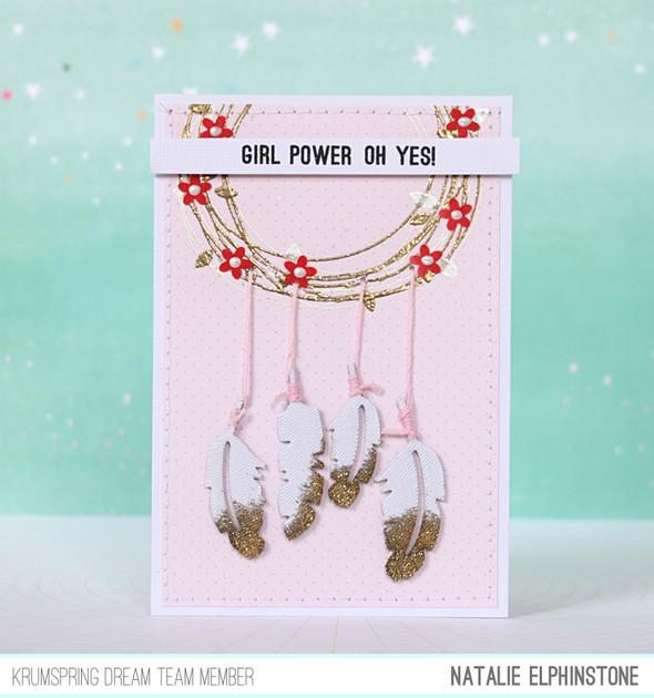 Girl power by natalie elphinstone original