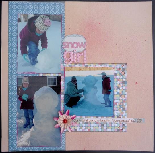 Snowgirl  800x793