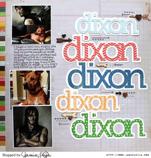 Dixon00online original