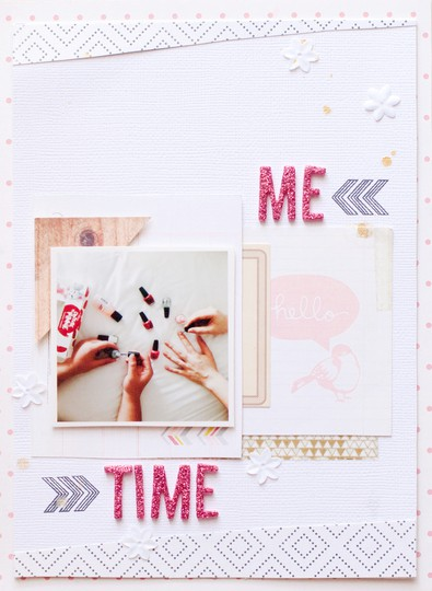 Me time by evelynpy