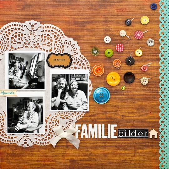 Margrethe familiebilder