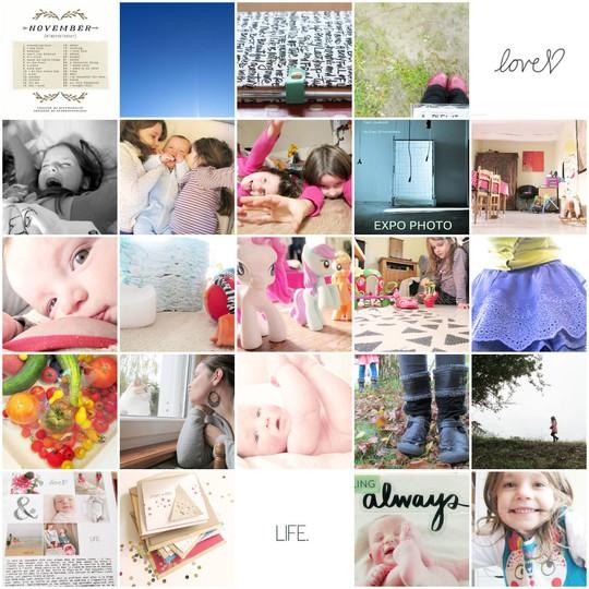 Collage novembre