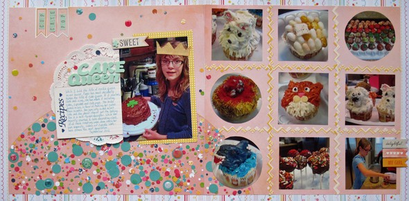 Cake queen two page betsy gourley