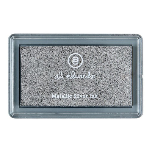 Picture of Silver Metallic Ink Pad
