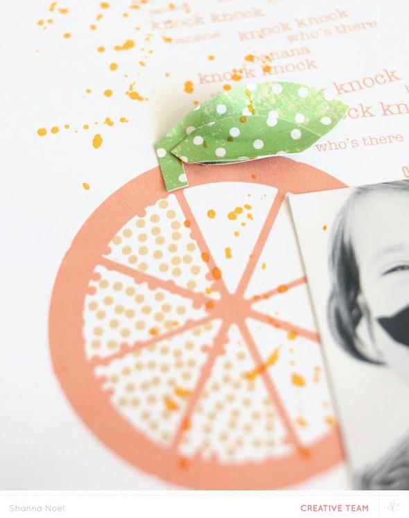 Orangeyasneak
