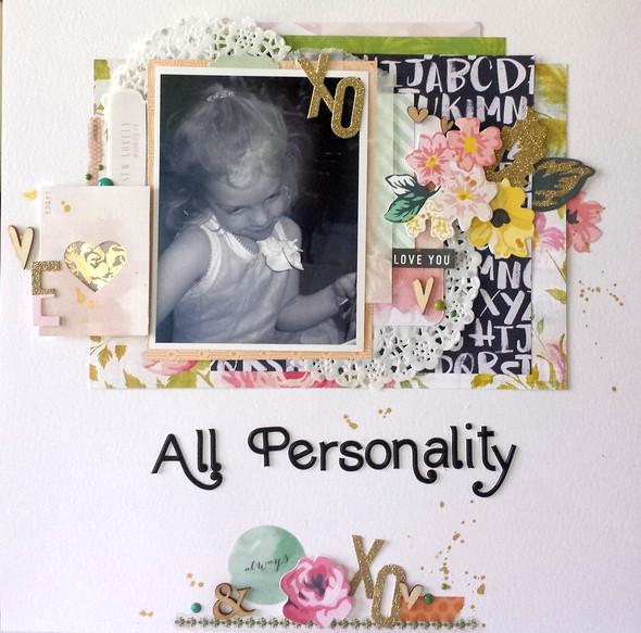 All personality v2 original