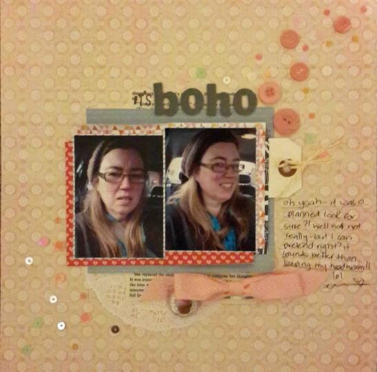 Its boho