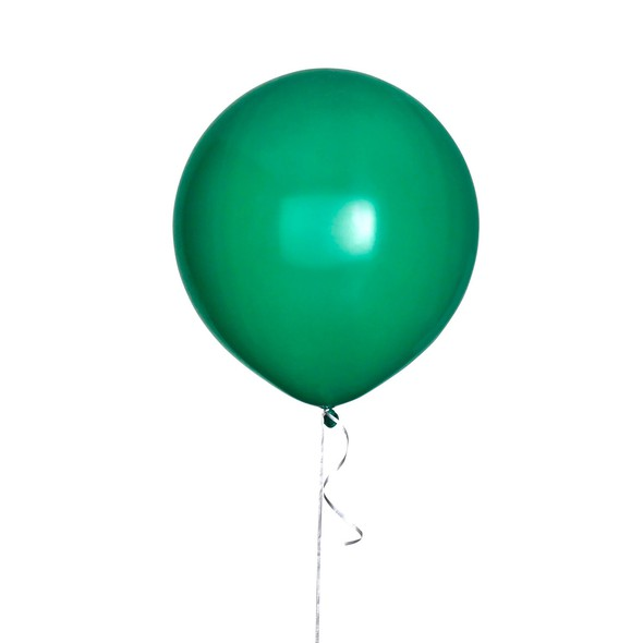 Sdiy balloons lg dark green 2644 original