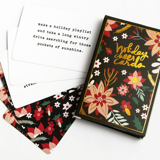 Picture of Holiday Cheer Card Deck