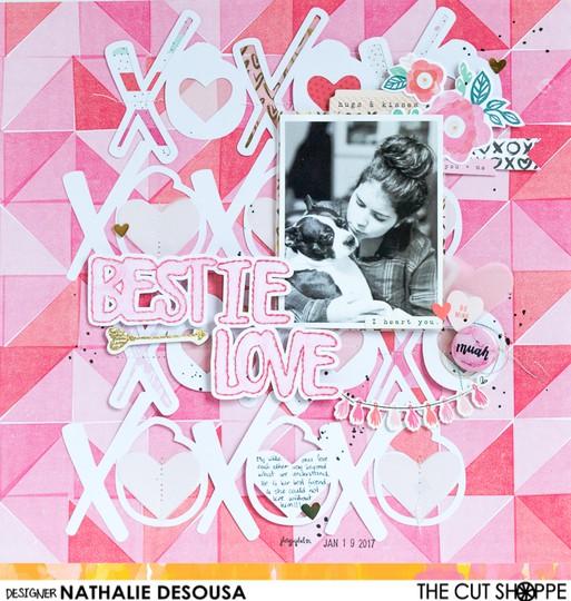 Bestie love 3 original