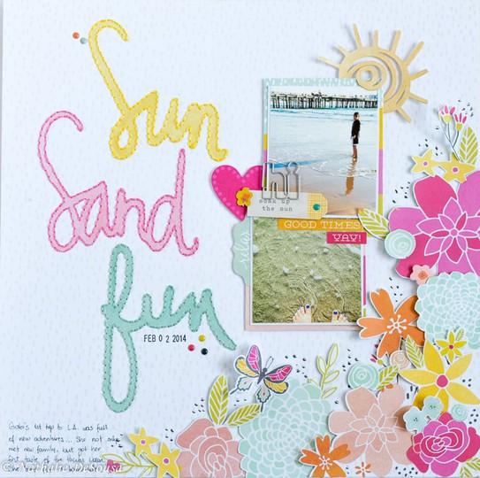 Sun sand fun 4 original