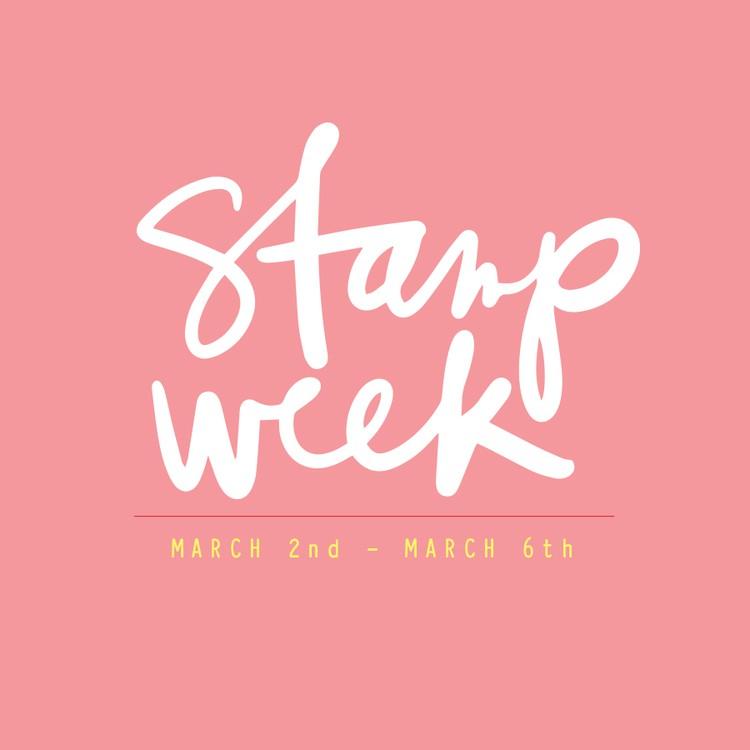 Ae stampweek