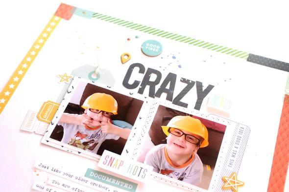 Crazy kid 2 original