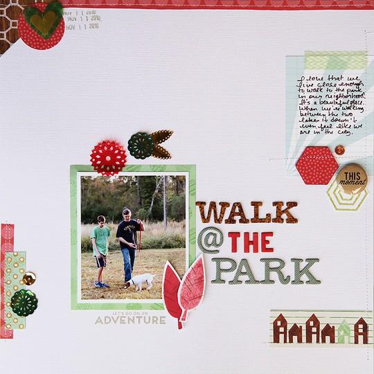 Debduty walkatthepark