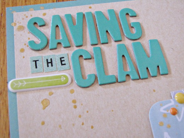 Saving the clam   a