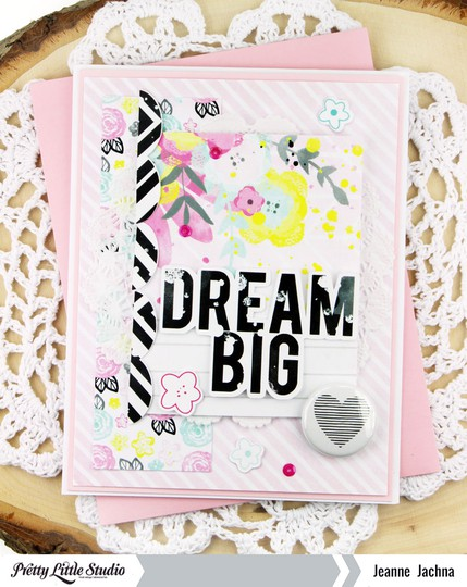 Dream big six original