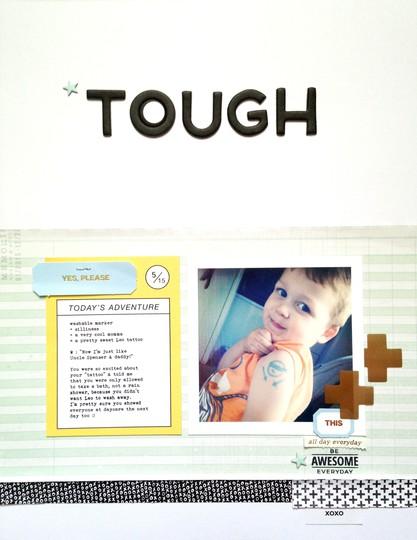 Andiesmith lo tough