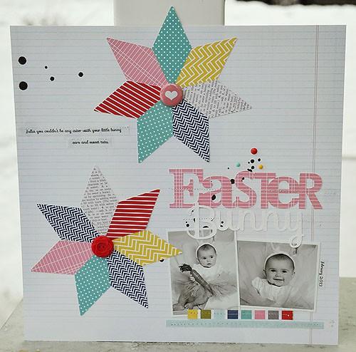 Easter bunny web