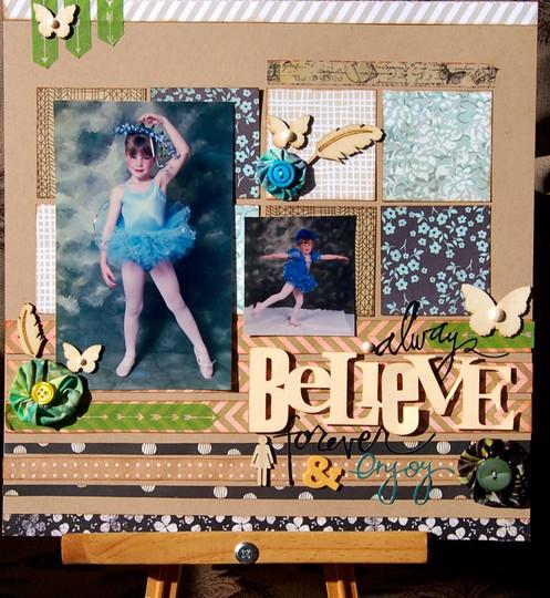 Ballet believe