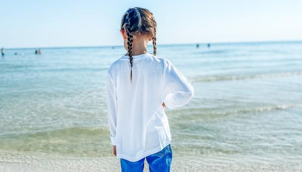 119040 santa sea creatures long sleeve tee kids white slider4 original