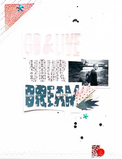 Go   live your dream marivi original