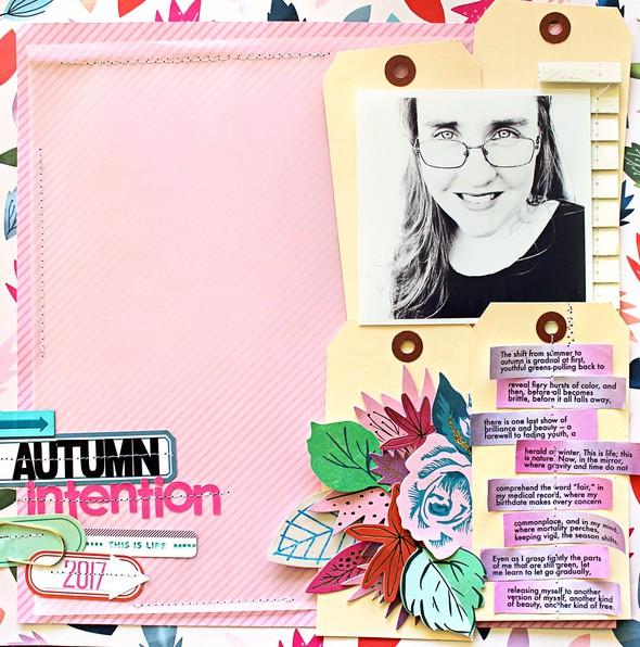 Autumn intention original