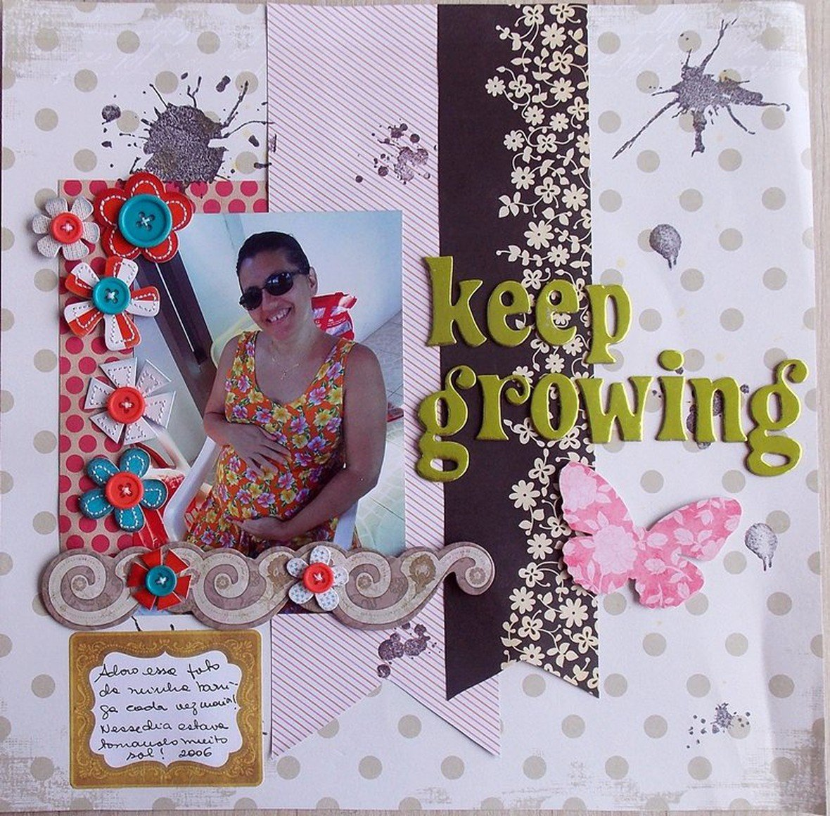 Keep growing menor original