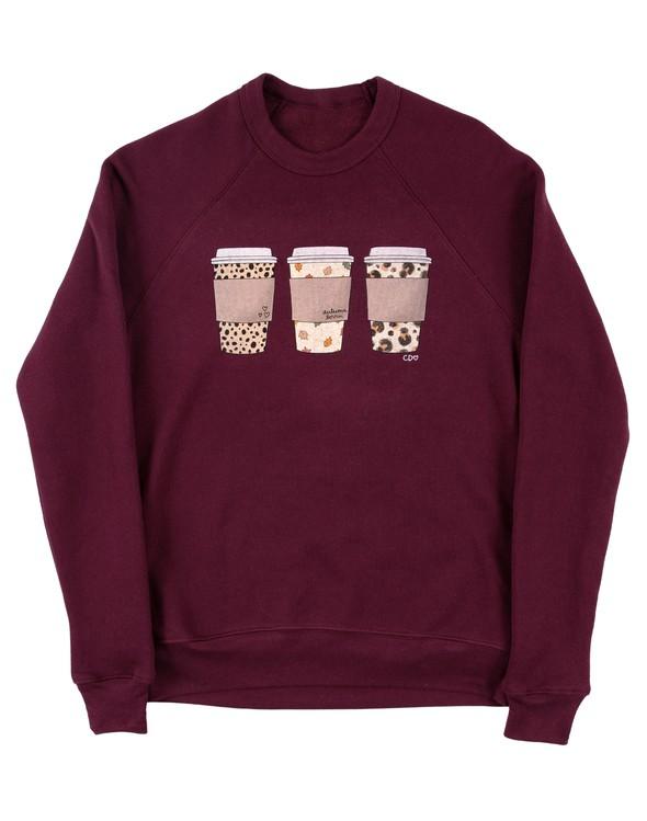180670 coffeecupssweatshirtmaroon original