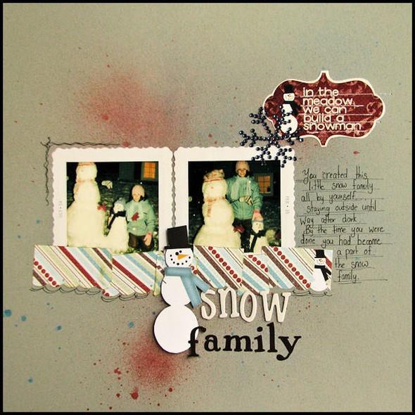 Snow family lo feb2011