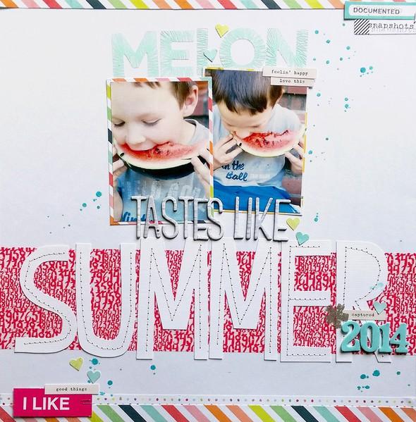 Melon summer original