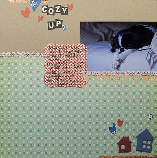 Cozyup web
