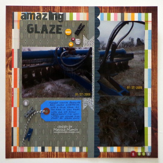 Msm's amazing glaze