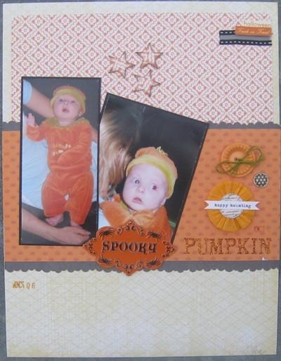 Pumpkin sg