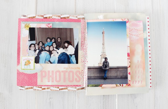 Tuto mini album my story 14