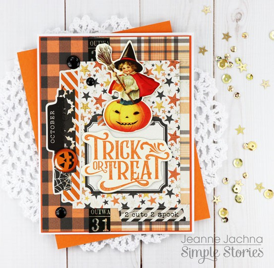 Trick or treat original