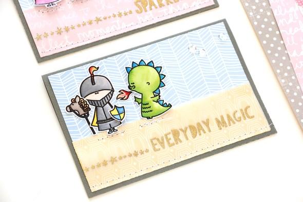 Ibs everyday magic card 2 original