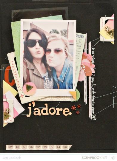 Jadore main