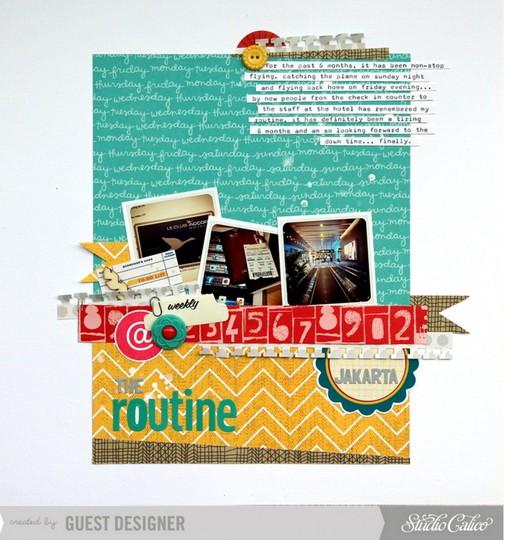 Sc the routine1.1