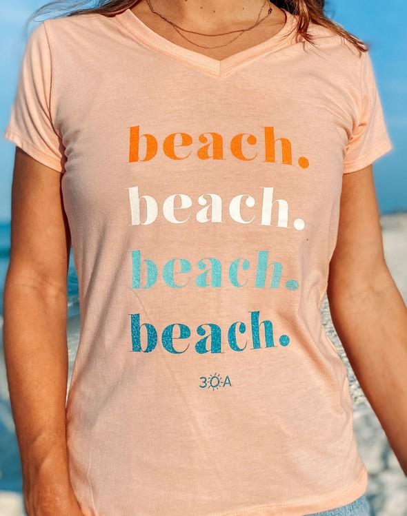 168207 beachrepeatvneckwomenpeach slider3 original