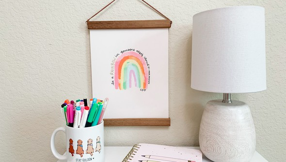 140627 rainbowartprint sldier original