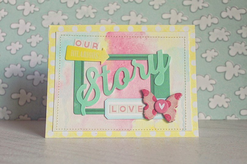 Our hilarious story