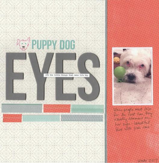 Puppy dog eyes original
