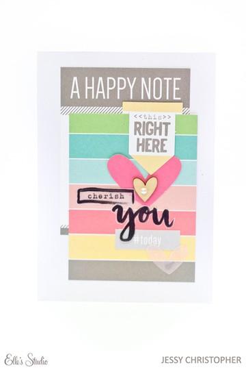 Cherishyou card