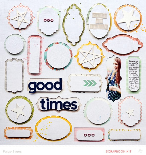 Good times by paige evans
