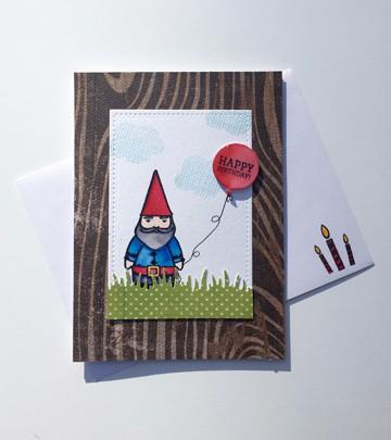 Happy birthday gnome original